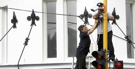 CCTV Pemantau Lalu Lintas di Pacitan Akan Ditambah