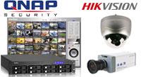 Kamera Jaringan H.265 Hikvision Dari QNAP Telah Integrasikan